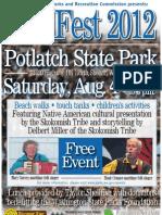2012 ShellFest Poster
