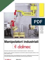Catalogo Manipuladores - 2010