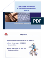 OWN100000 Introduction to BSC6800 Documentation ISSUE1.0