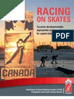 SSC Racing on Skates