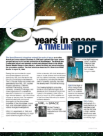 NRL's 65 Years in Space - A Timeline