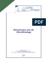 Manual - MicroStrategy Business Intelligence