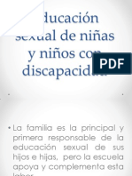 Educacion Sexual