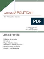 Ciencia Política II