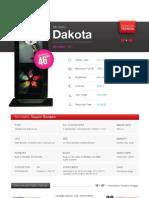"""Totem Multimediale 46"""" - Modello Dakota"""