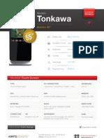 "Totem Multimediale 55"" - Modello Tonkawa"