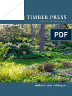 Timber Press Autumn 2012 Catalogue