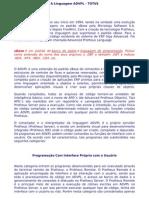 ADVPL - A Linguagem