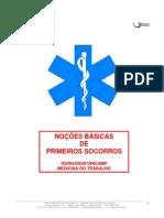 Primeiros Socorros Prof. Fabio Gozo