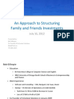 InContext Solutions - Structuring Friends and Family Investments