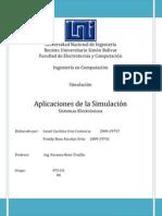 Aplicaciones de la Simulación en Sistemas Electronicos