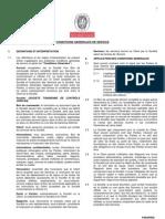 FR Emmanuel BV Conditions Générales de Services STCV 2009