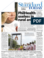 Manila Standard Today -- July 18, 2012 Issue