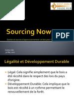 FR Gustav Sourcing of Wood for Handcraft Production_Cote d'Ivoire2012