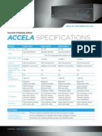Accela Spec Sheet