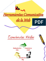 Herramientas Comunicativa de La Web
