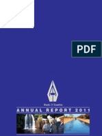 Boz Annual Report 2011