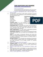 SAP SD Q & A
