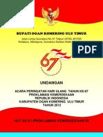 Undangan RESMI 17 AGUSTUS 2012 - Draf