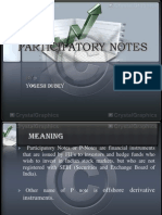 Participatory Note