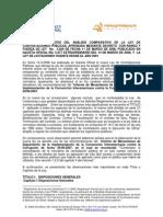 Analisis Comparativo de Leyes 20080422151145