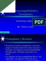 4 Histocompatibilidad yTransplantes