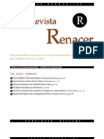 Renacer no. 90 - Nov. 2008
