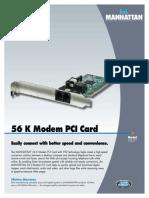 153577 Fax Modem (SCP)