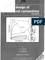 AISC - Design of Structural Connections 4th ED-1994