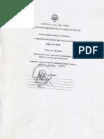 Caderno Eleitoral de Cruz Grande