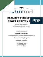 11081_harsh Vikram Singh_Khaitan Final Report