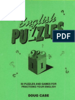 English Puzzles 1