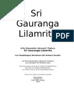 Sri Gauranga Lilamrita