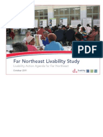 Far Northeast Livability Study 2011