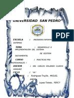 Plan General de Practicas Pre Profesionales I Miguel