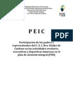 FUNDACIÓN DEL NIÑO - C. E. I. Dra. Gladys de Cardozo