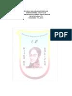 u.e.e. Hijos de Bolivar