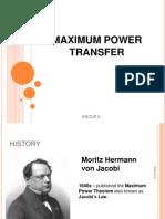 MAXIMUM POWER TRANSFER.pptx