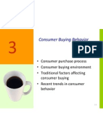 3 Consumer Behavior