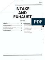 Intake Exhaust A