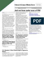 Federal Criminal Lawyer Douglas McNabb of McNabb Associates - News On Current Federal Criminal Cases