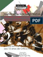 Marxismo&Ciências Humanas-2011