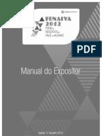 Manual Do Expositor - Fenaiva 2012