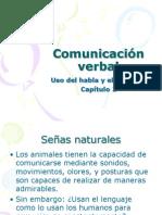 Cap II Uso Del Habla y El Lenguaje