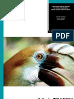 Nelegální vývoz ptáků ze Šalomounských ostrovů v letech 2000 až 2010