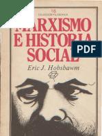 Hobsbawm Marxismo e Historia Social OCR