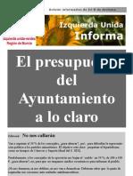 Informa Julio 2012