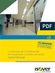 Climatización en hospitales