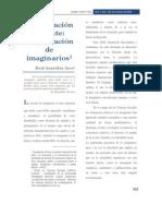 La Formacion Docente Subjetivizacion de Imaginarios