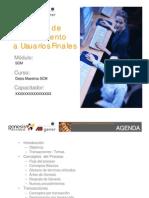 Presentacion SCM - Datos maestros